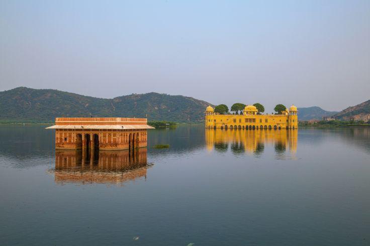 Jal Mahal - Jaipur - Rajasthan - Inde