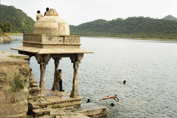 Tiger Lake - Udaipur - Rajasthan - Inde