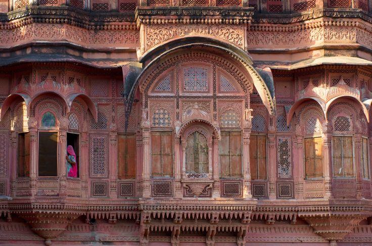 Fort de Mehrangarh - Jodhpur - Rajasthan - Inde