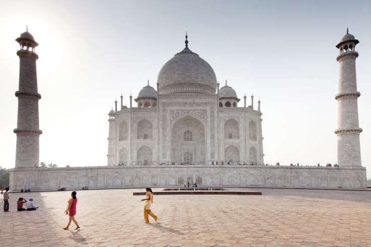 Taj Mahal - Agra - Uttar Pradesh - Inde