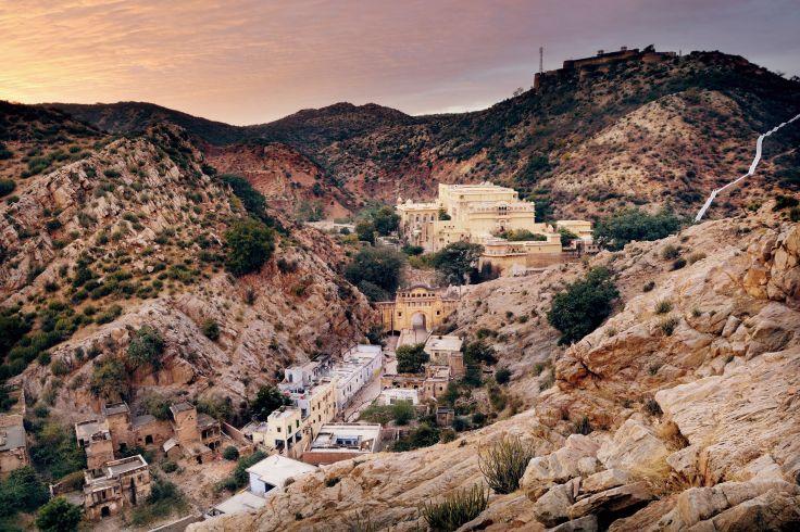 L'Inde des maharadjas - Le Rajasthan en havélis de charme