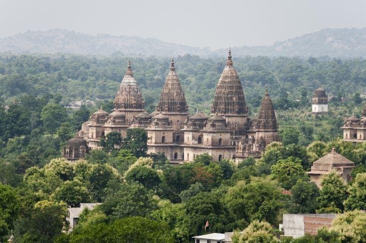 Orchhâ - Madhya Pradesh - Inde