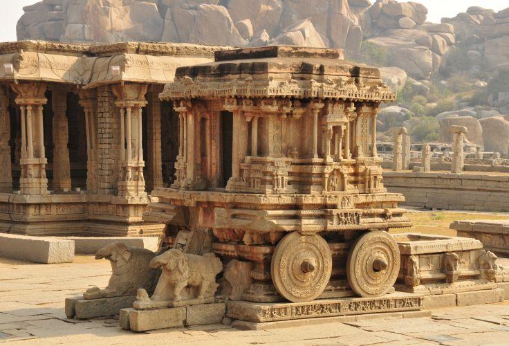 Temple de Vittala - Karnataka - Inde