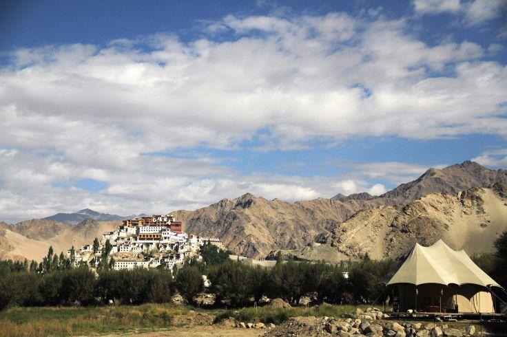 Thiksey - Ladakh - Inde