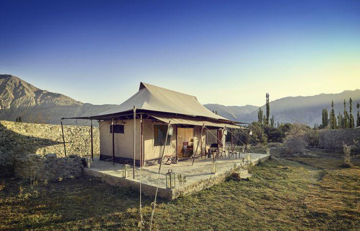 Diskit - Ladakh - Inde