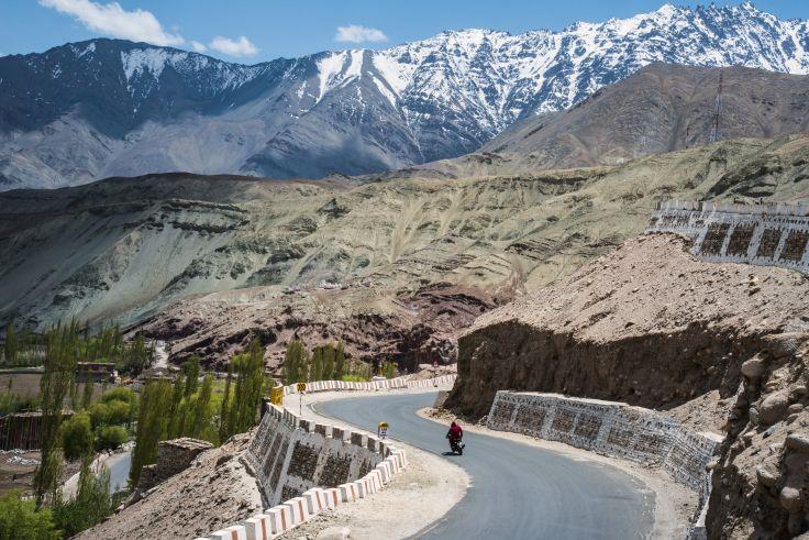 Région de Leh - Ladakh - Jammu-et-Cachemire - Inde
