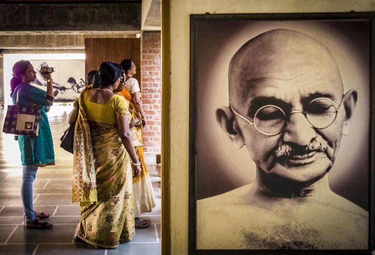 Le Gujarat - Pays du Mahatma, porte des Indes