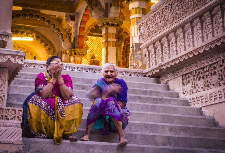 Hutheesing Temple - Ahmedabad - Inde