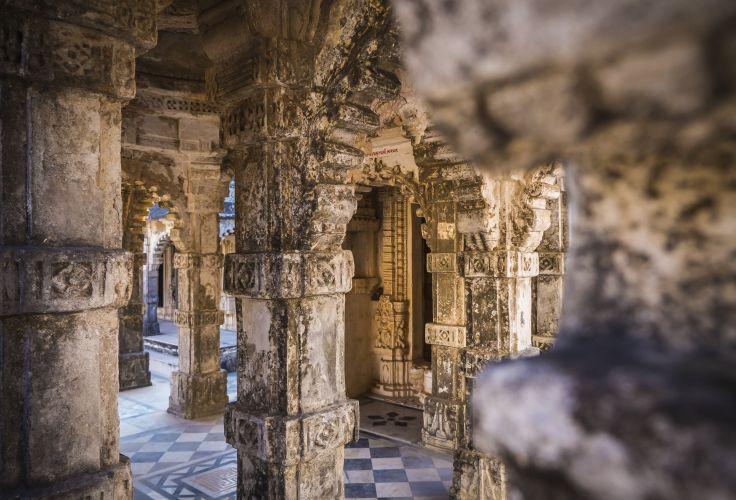 Temple Jaïns - Inde