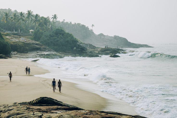 Kovalam - Kerala - Inde