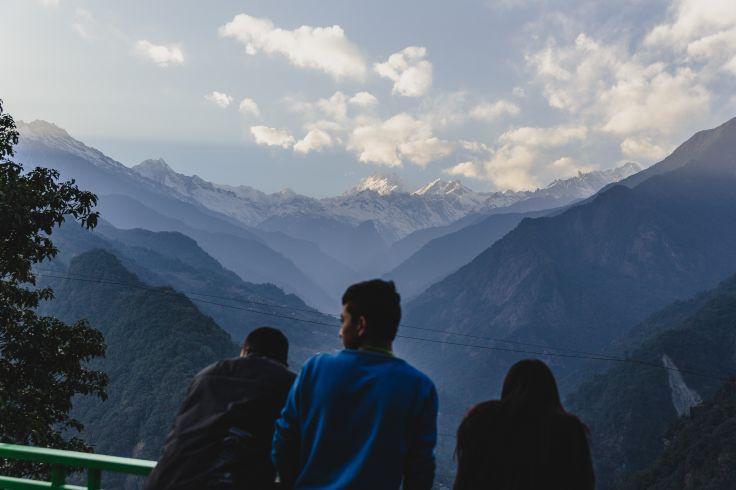 Kangchenjunga - Inde