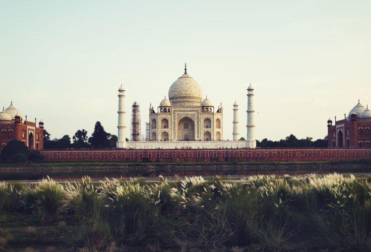 Taj Mahal - Agra - Inde