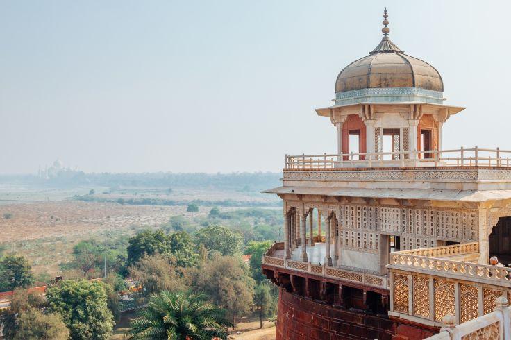 Fort d'Agra - Agra - Inde