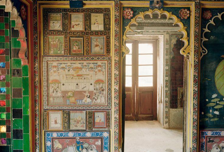 Juna Mahal - Dungarpur - Inde