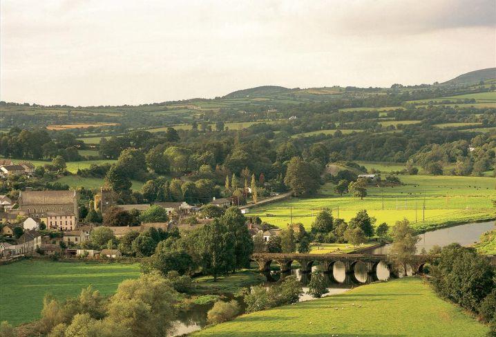 Inistioge - Comté de Kilkenny - Leinster - Irlande