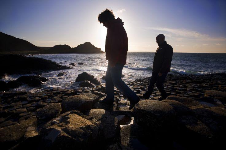 La Chaussée des Géants - Antrim - Irlande