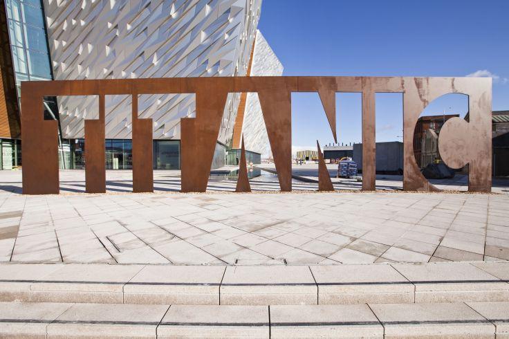 Titanic Belfast - Irlande du Nord - Royaume-Uni