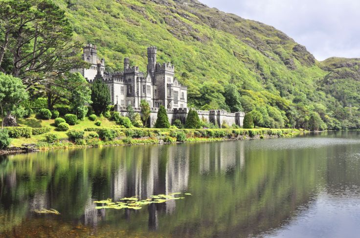 Abbaye de Kylemore - Comté de Galway - Irlande
