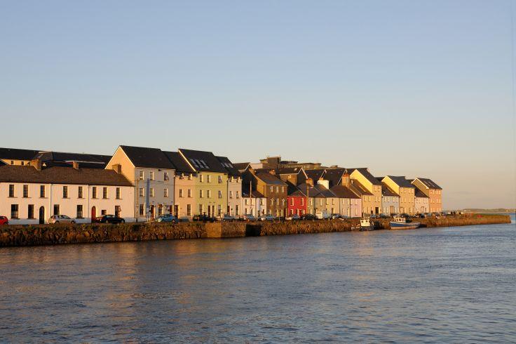 Galway - Connacht - Irlande