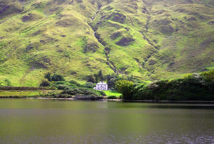 Lac du Connemara - Galway - Irlande