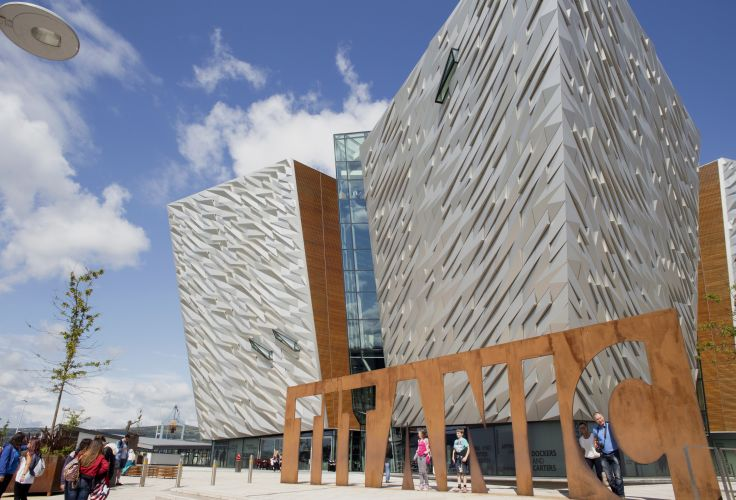 Titanic Belfast Experience - Belfast - Irlande du Nord - Royaume-Uni