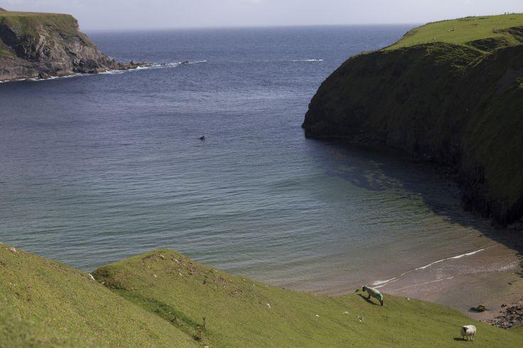 Glencolumbkile - Donegal - Irlande