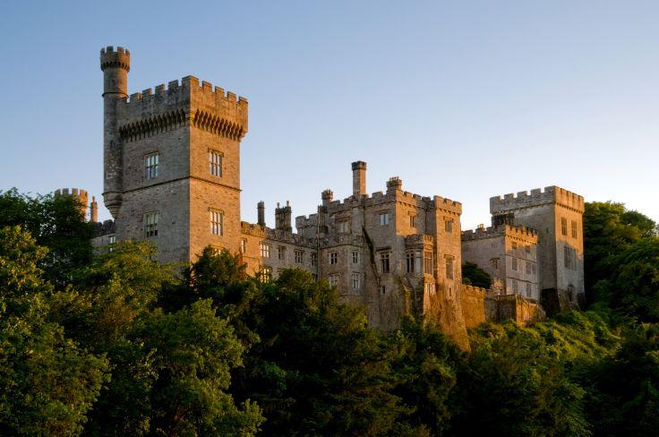 Château de Lismore - Comté de Waterford - Irlande