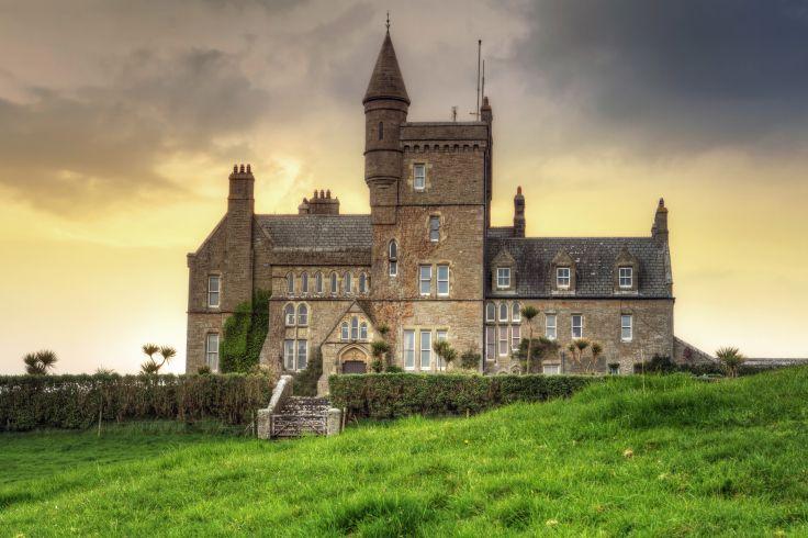 Classiebawn Castle - Comté de Sligo - Irlande