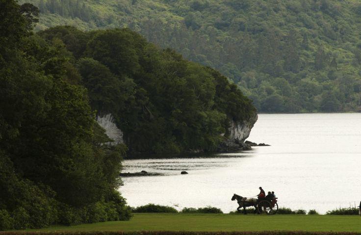Parc national de Killarney - Comté de Kerry - Irlande