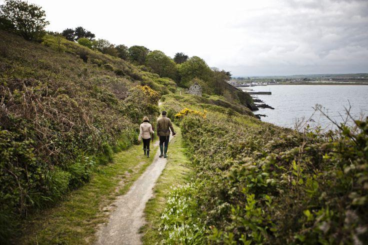 Un long week-end au vert - Jardins et petits ports d'Irlande
