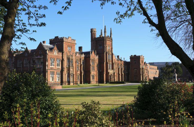 Queen's University - Belfast - Irlande du Nord - Royaume-Uni