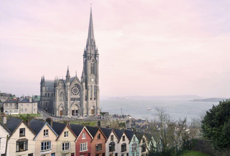 Cathédrale Saint-Colman - Cork - Irlande