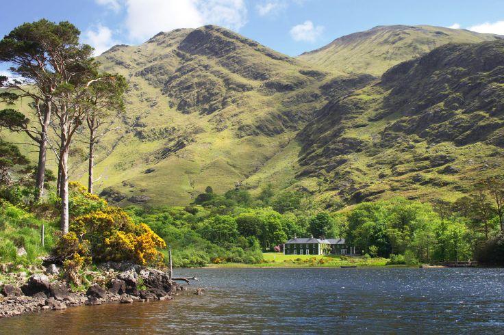 Delphi Lodge - Leenane - Irlande