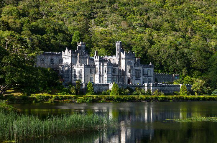 Abbaye de Kylemore - Connacht - Irlande