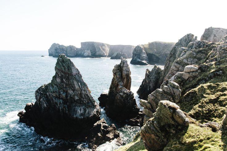 Wild Atlantic Way - Comté de Donegal - Ulster - Irlande