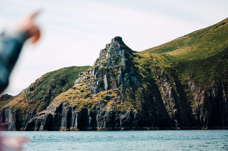 Safari dans la baie de Dingle - Comté du Kerry - Irlande