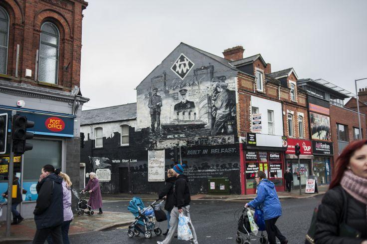 Belfast - Irlande