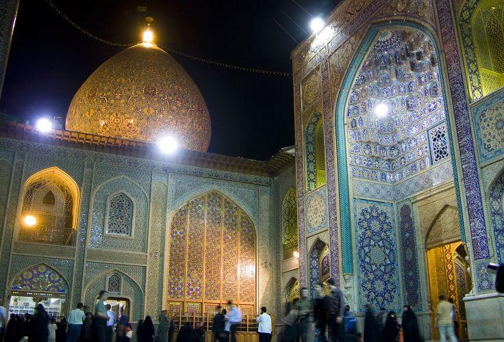 Mausolee de Shah e Cheragh - Shiraz - Iran