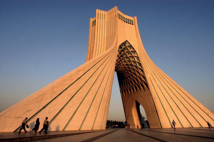 De Téhéran à Chiraz - Routes et monuments de Perse et d'Iran