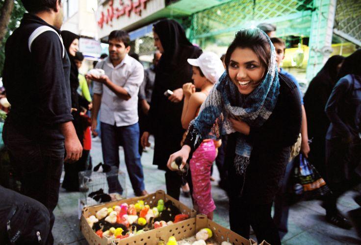 De Persépolis à Téhéran - A la rencontre de l'Iran