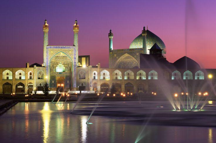 Place Naghsh-e Jahan - Ispahan - Iran