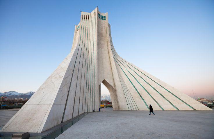 Tour Azadi - Téhéran - Iran