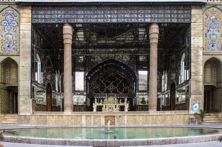 Palais du Golestan - Téhéran - Iran