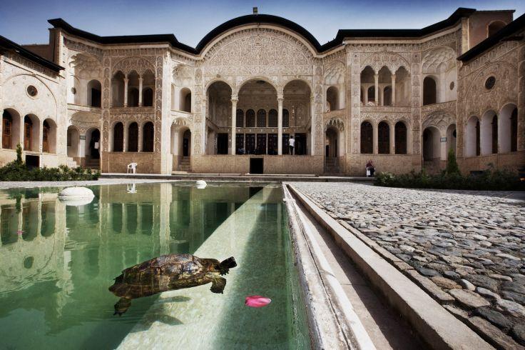 Maison des Tabatabaei - Kashan - Iran