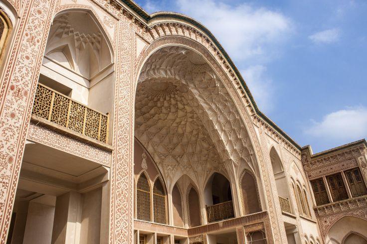 Khan-e Ameriha - kashan - Iran