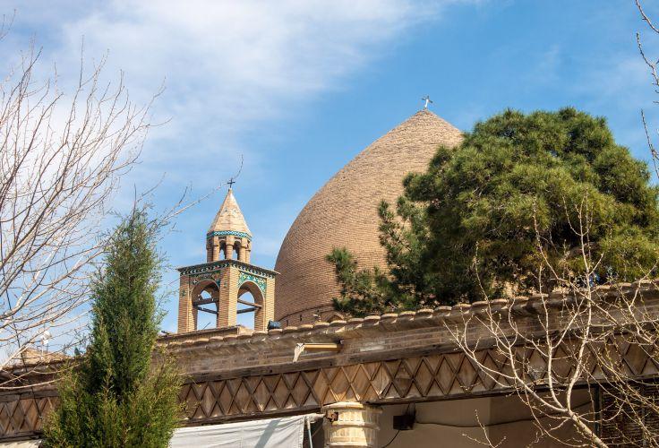Cathédrale Saint-Sauveur - Ispahan - Iran