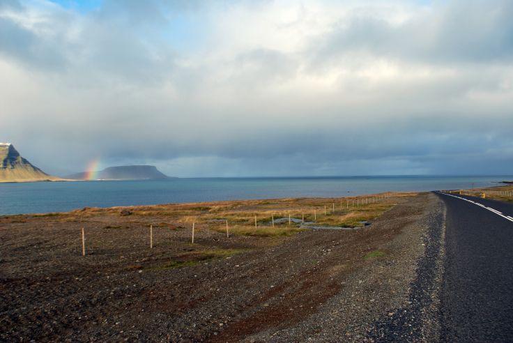 Route 54 - Grundarfjördur - Péninsule Snæfellsnes - Islande