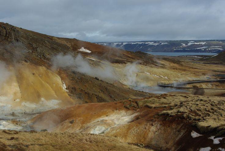 Krysuvik - Islande