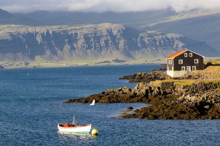 Djupivogur - Islande