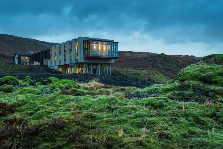 Du Cercle d'Or à Reykjavik - Break d'hiver bien-être & design